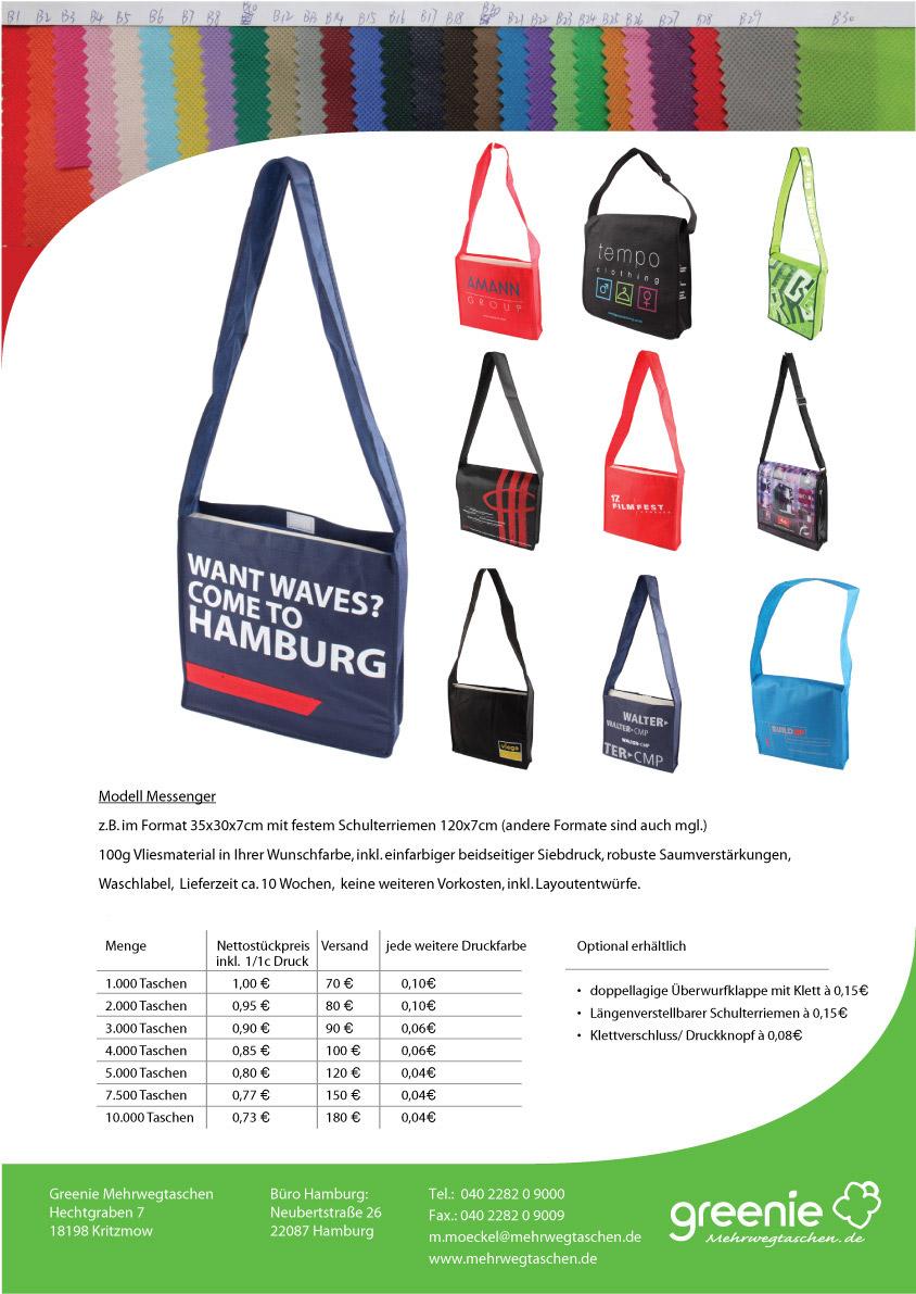 Greenie Mehrwegtaschen